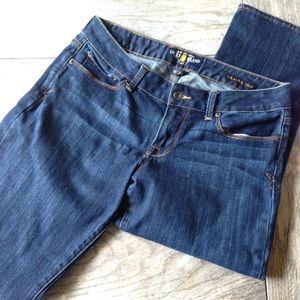 Lucky Brand Lola Ankle Crop Jeans